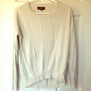 Sweaters - Sparkly White Sweater
